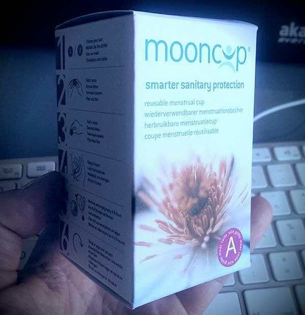 coupe menstruelle Mooncup