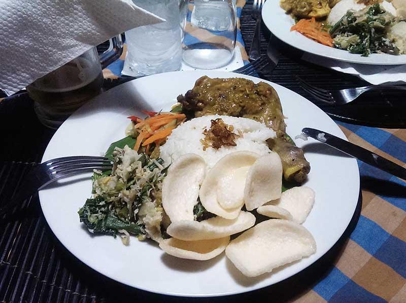 Nasi Goreng - Bali