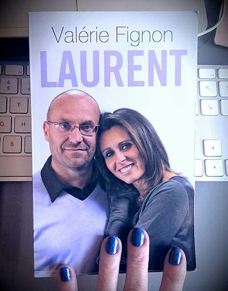 """Valérie Fignon et """"Laurent"""""""
