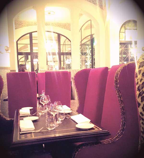 Les Climats, restaurant à Paris