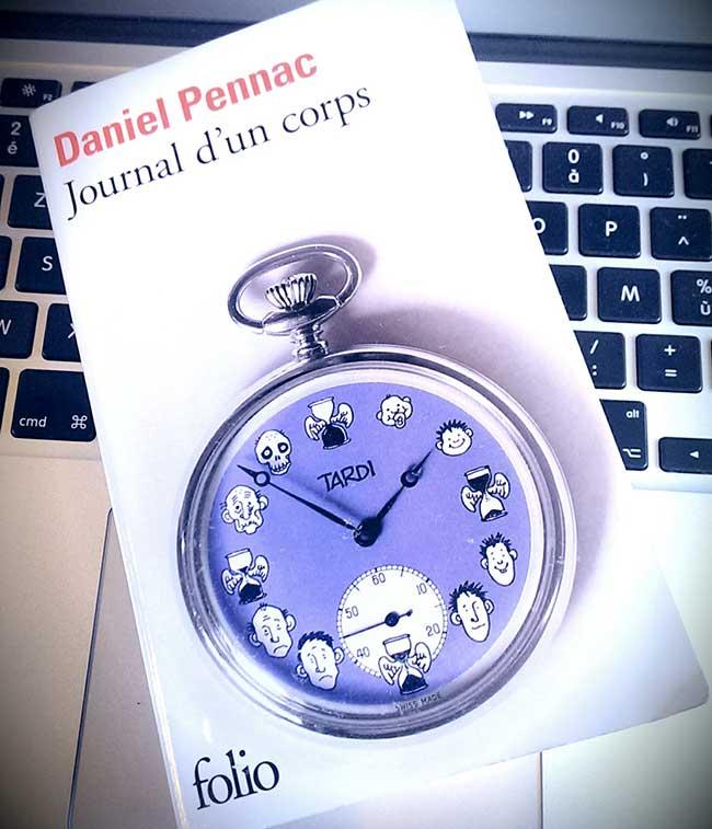 Journal d'un corps - Daniel Pennac