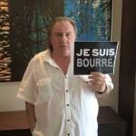 Je Suis Charlie - Depardieu