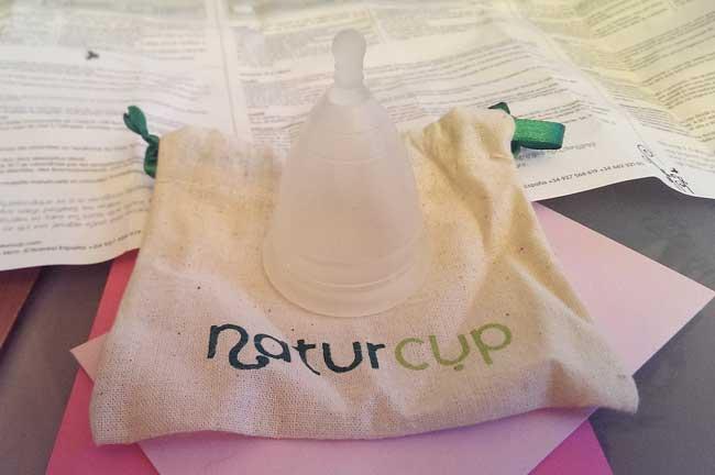 Coupe menstruelle Naturcup