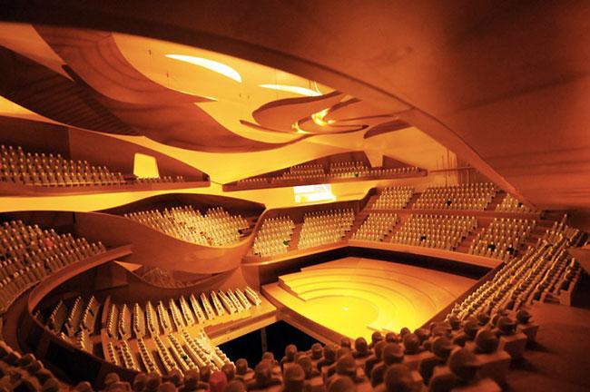 Philharmonie Paris - grande salle