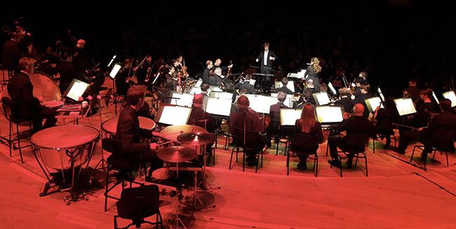 Pierre et le loup - Philharmonie de Paris (avec Agnès Jaoui le 19032016)