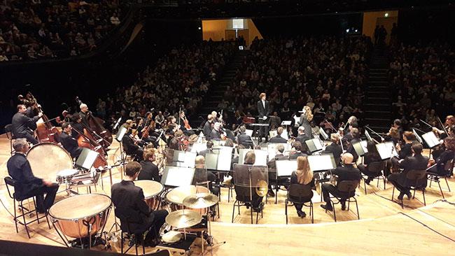 Pierre et le loup - Philharmonie de Paris avec Agnes Jaoui